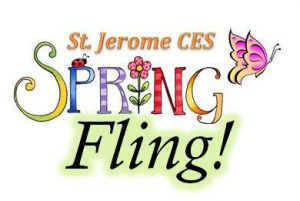 Our Spring Fling is Coming…Volunteers and Donations Needed!