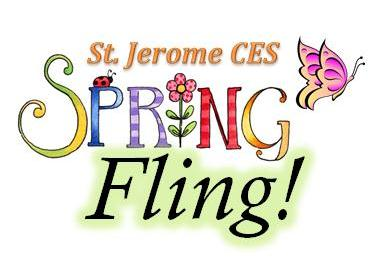 OUR SPRING FLING IS COMING…….Save the Date