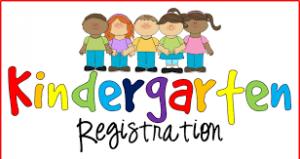 Kindergarten Registration for 2018