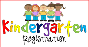 Kindergarten Registration for 2018